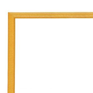Желтая деревянная рама