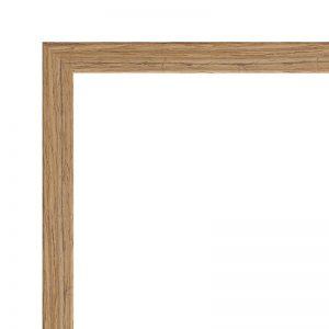 Глубокая узкая деревянная рама различных цветов