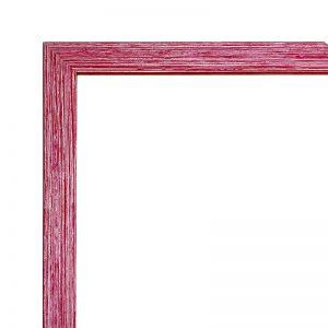 Узкая деревянная рама различных цветов