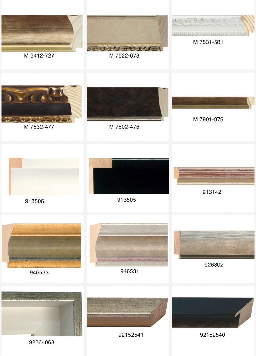 Koka rāmju katalogs